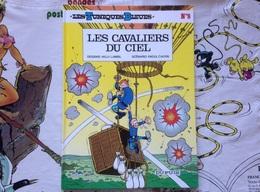 BD Tuniques Bleues - Les Cavaliers Du Ciel - Tome 8 (2003) - Tuniques Bleues, Les