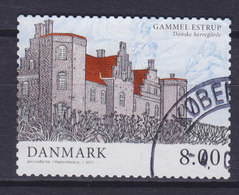 Denmark 2011 Mi. 1647   8.00 Kr Danish Manor House Gammel Estrup - Dänemark