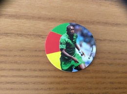 POG Foot - MBOMA Cameroun - 2002 - Nº 41 - Other Collections