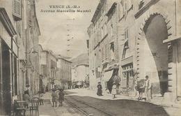 06)  VENCE - Avenue Marcellin Maurel - Vence