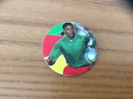 POG Foot - SONG Cameroun - 2002 - Nº 45 - Other Collections