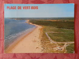 Dep 17 , Cpm  ILE D'OLERON , 1107 A , La Grande Plage De Vert Bois  (313) - Ile D'Oléron