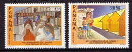 Panama MNH Pair - Panama