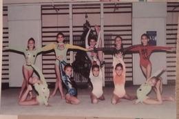 2001 - Bulgaria - Rhythmic Gymnastics - Children's Team - Calendarios