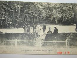 C.P.A.- Jupilles (72) - La Forêt De Bercey Ou  Bercé - L'Hermitière - 1920 - SUP (AR 93) - France