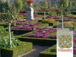 Ticket D´entrée : Château Et Jardins De Villandry (Indre-et-Loire) 2 Scans, TBE - Tickets D'entrée