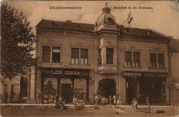 ROMANIA - DICIOSANTMARTIN, TARNAVENI 1915 -  JEWISH SHOP, MAGAZIN - Roumanie