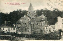 HOPITAL SAINT BLAISE - Francia