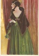 Femme Illustrateur   Rose Lettre - Mauzan, L.A.