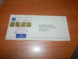 South Korea 1983 Registered Air Mail Cover To Germany__(LB-1480) - Korea, South