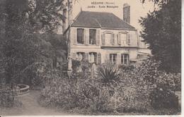 SEZANNE  - Ecole Ménagère - Sezanne