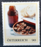 SPECIAL EDITION AUSTRIAN POST - F047 Wiener Saftgulasch Mit Bier, Gulasch, Küche, Kulinarik, Cooking, AT 2014** - Österreich