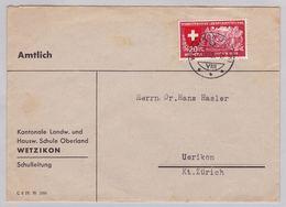 Brief Von Wetzikon (br5137) - Schweiz