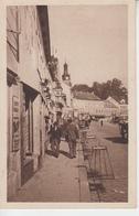 Kreisstadt AMSTETTEN - Adolf Hitler Platz  PRIX FIXE - Amstetten