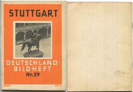 Nr. 29 Deutschland-Bildheft - Stuttgart - Baden-Württemberg