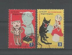 Belgium 2010 Europa Children's Books OCB 4002/4003  (0) - Belgien