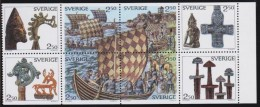 Sweden   .    Facit      .      1609/1615           .        **   .       MNH     .   /   .       Postfris - Zweden