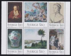 Sweden   .    Facit      .      1749/1754         .        **   .       MNH     .   /   .       Postfris - Zweden