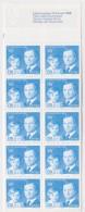 Sweden   .    Facit      .     H  320   (complete)     .        **   .       MNH     .   /   .       Postfris - 1951-80