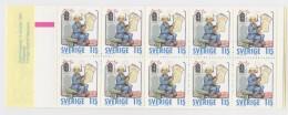 Sweden   .    Facit      .     H  324   (complete)     .        **   .       MNH     .   /   .       Postfris - 1951-80
