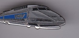 Pin's TGV - TGV