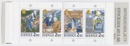 Sweden   .    Facit      .     H  371      (complete)     .        **   .       MNH     .   /   .       Postfris - 1981-..