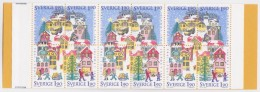 Sweden   .    Facit      .     H  372      (complete)     .        **   .       MNH     .   /   .       Postfris - 1981-..