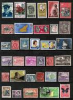 BRITISH COMMONWEALTH---Collection Of USED DL-624 - Collections (without Album)
