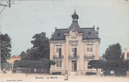 CPA (91) BRUNOY La Mairie - Brunoy