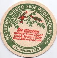 #D220-056 Viltje Brauerei Weber - Sous-bocks