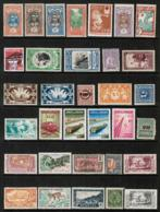 WORLDWIDE---Collection Of MINT Light Hinged/Hinged DL-632 - Collections (without Album)
