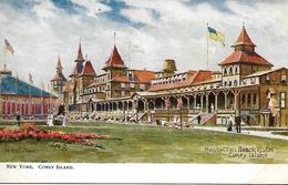 Charles Flower  -  Manhattan Beach Hotel At Coney Island In New York     -    7244 - Tuck, Raphael