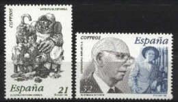 Spain 1997. Literatura. Ed 3483-84 (**) - 1931-Hoy: 2ª República - ... Juan Carlos I