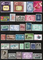 WORLDWIDE---Collection Of MINT NEVER HINGED DL-627 - Collections (without Album)
