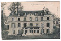 CPA : DEMOUVILLE , Le Château, Côté Sud - France