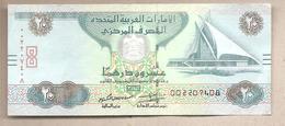 Emirati Arabi Uniti - Banconota Circolata Da 20 Dirhams P-28d - 2016 - Emirati Arabi Uniti