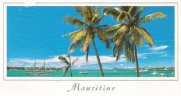 Mauritius 2000 Grande Baie Coral Dodo Viewcard - Mauritius