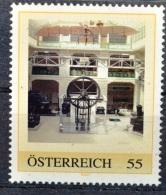 SPECIAL EDITION AUSTRIAN POST - F520 Dampfmaschine Dreherschen Brauerei, Bier, Techn. Museum Wien, AT 2010 ** - Österreich