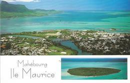 Mauritius 1999 Mahebourg Viewcard - Mauritius