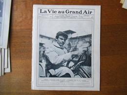 LA VIE AU GRAND AIR N°371 DU 20 OCTOBRE 1905 HEMERY VAINQUEUR DANS LA COUPE VANDERBILT,LA MARATON AMATEUR,COURSE DE COTE - 1900 - 1949