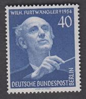 Berlin 1955 - Mi.-Nr. 128 Postfrisch MNH** - Ungebraucht