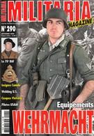 Rare Revue N°290 Militaria Magazine - 1939-45