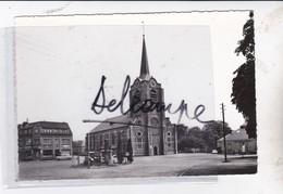 Limal 5 Postk. Waver Kerk Place Albert Etang  Panorama - Wavre