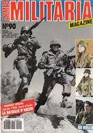 Rare Revue N°90 Militaria Magazine - 1939-45
