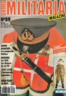 Rare Revue N°89 Militaria Magazine - 1939-45