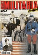 Rare Revue N°167 Militaria Magazine - 1939-45