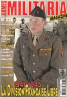 Rare Revue N°226 Militaria Magazine - 1939-45