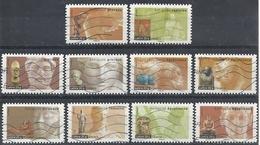 FRANCE Art Et Antiquité  2007 N° 4002 à 4011 Oblitérés - Usados
