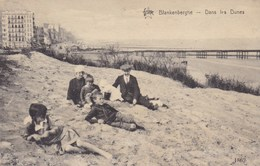 Blankenberge, Blankenberghe, Dans Les Dunes (pk50043) - Blankenberge