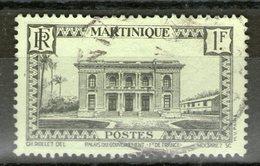 N° 148° - Martinique (1886-1947)